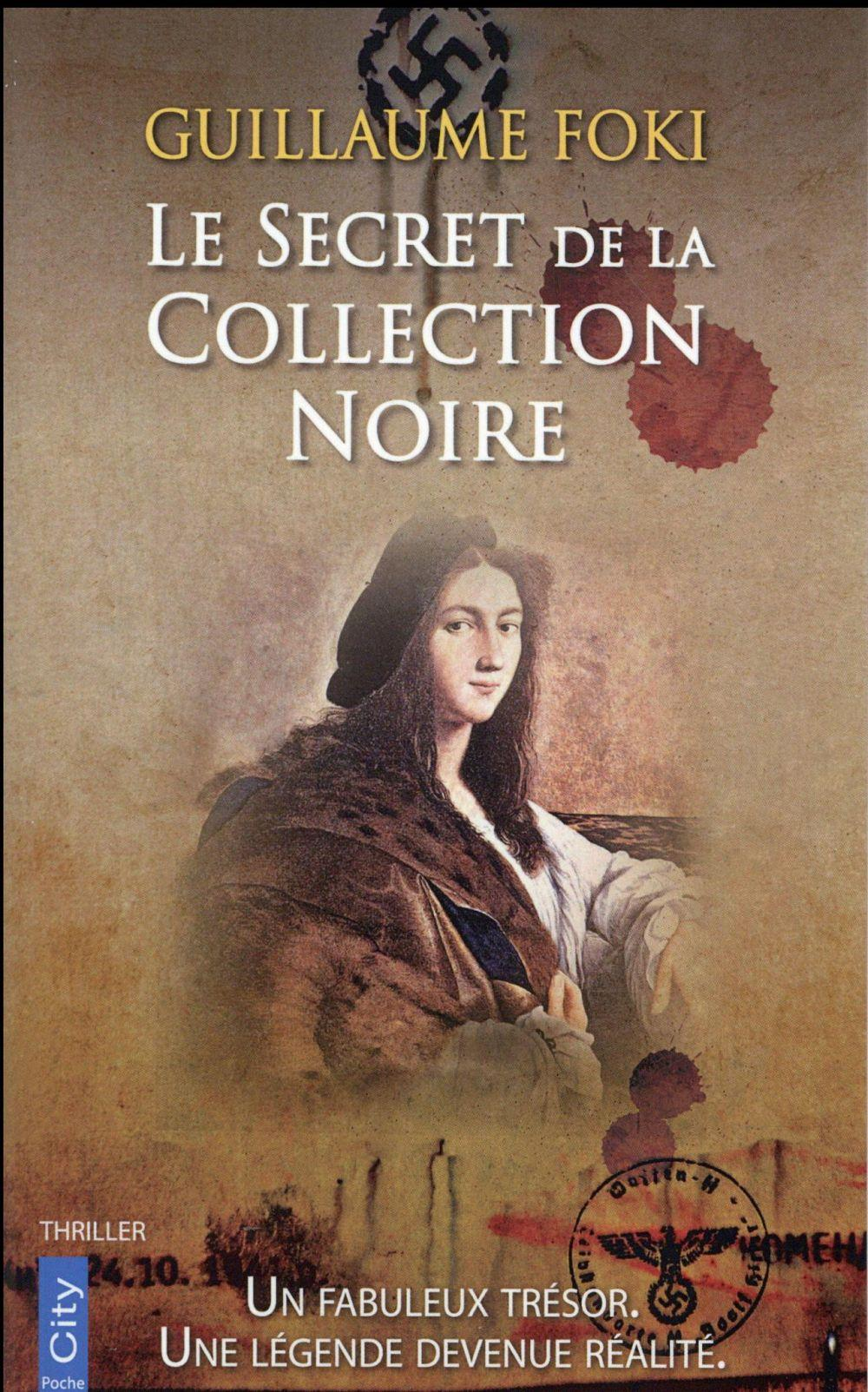 La collection noire  - Guillaume Foki