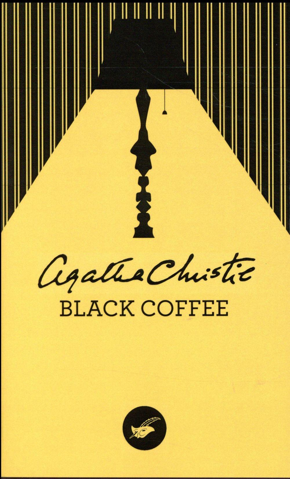 Vente Livre :                                    Black coffee                                      - Agatha Christie