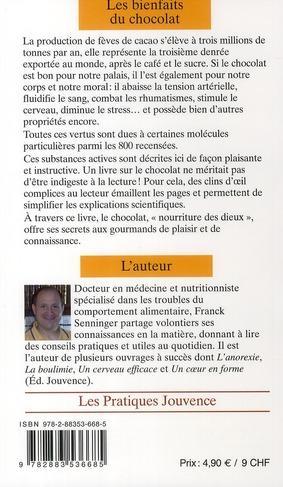 Franck Senninger > Les bienfaits du chocolat  Poche