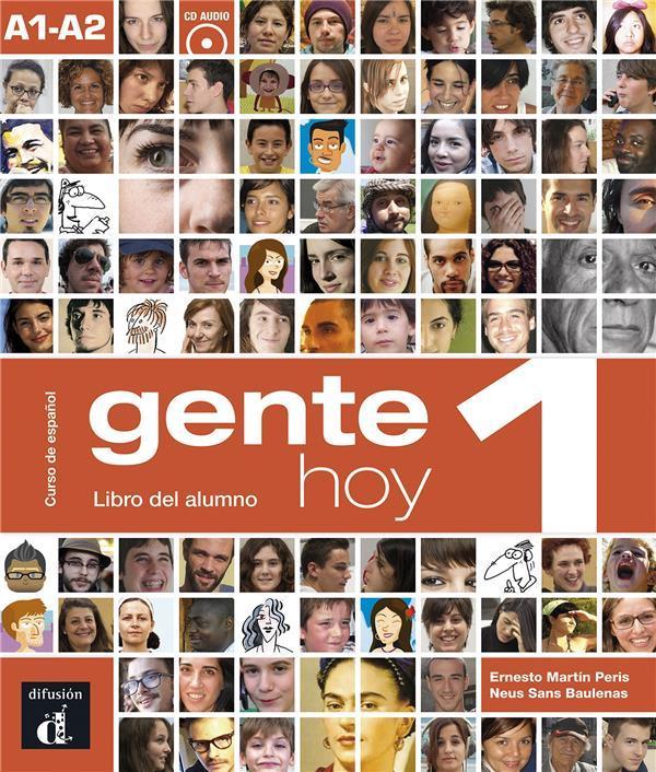 Gente Hoy 1 Espagnol Livre De L Eleve