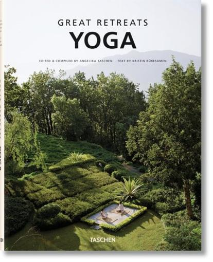 Great retreats yoga  - Angelika Taschen