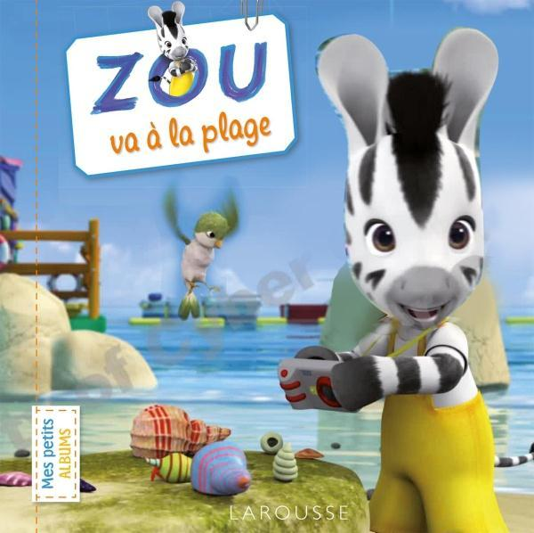 Zou A La Plage Collectif Livre France Loisirs