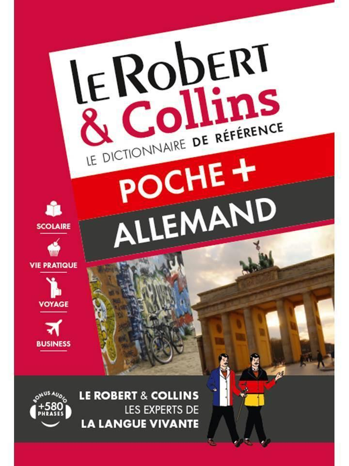 LE ROBERT POCHE + ; allemand  - Collectif