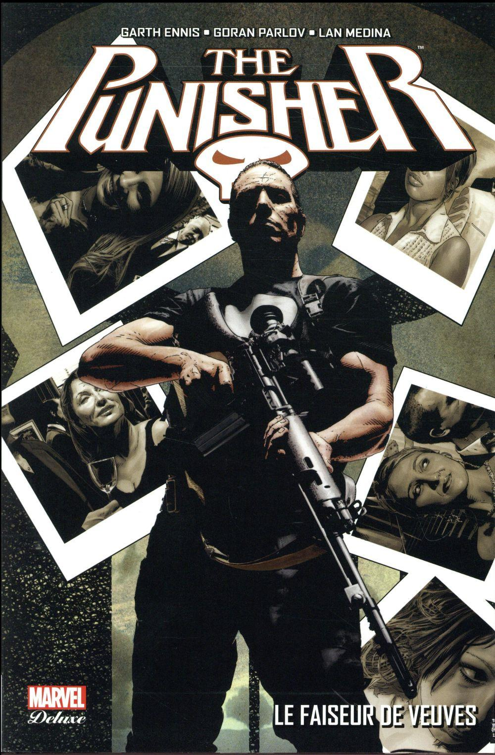 The Punisher T.5 ; le faiseur de veuves  - Garth Ennis  - Goran Parlov  - Lan Medina