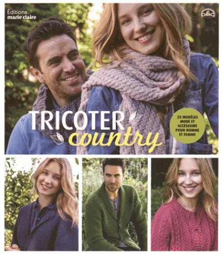 Tricoter country  - Collectif