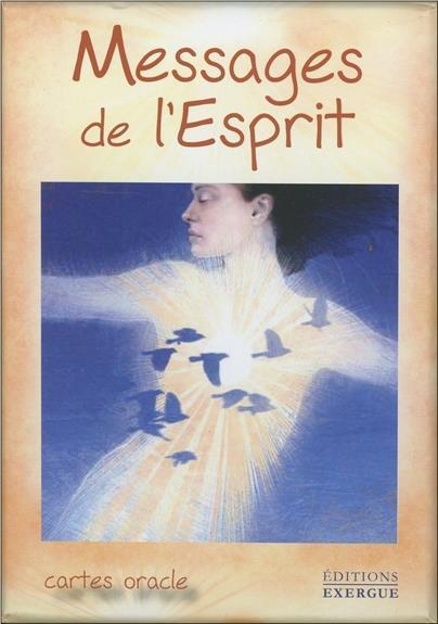 Messages de l'esprit ; coffret ; cartes oracle  - John Holland