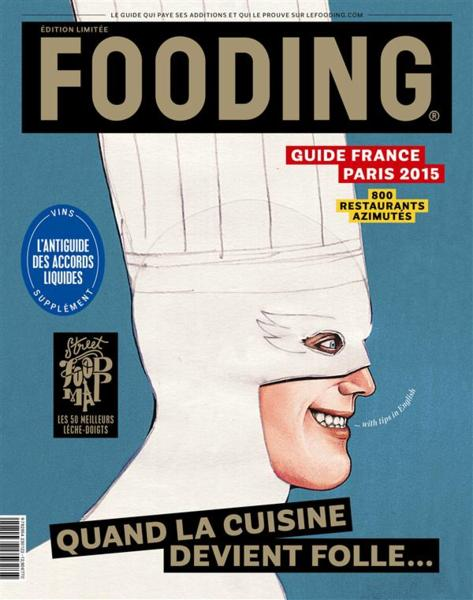 Guide fooding 2015  - Collectif