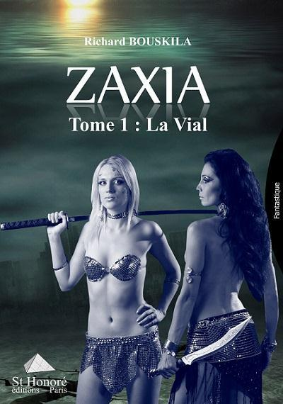 Zaxia  - Richard Bouskila