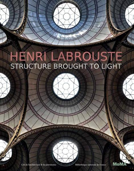 Henry labrouste structure brought to light  - Bergdoll Belier