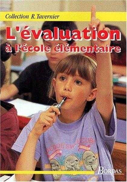Evaluation ecole elementaire  - Hibon Monique