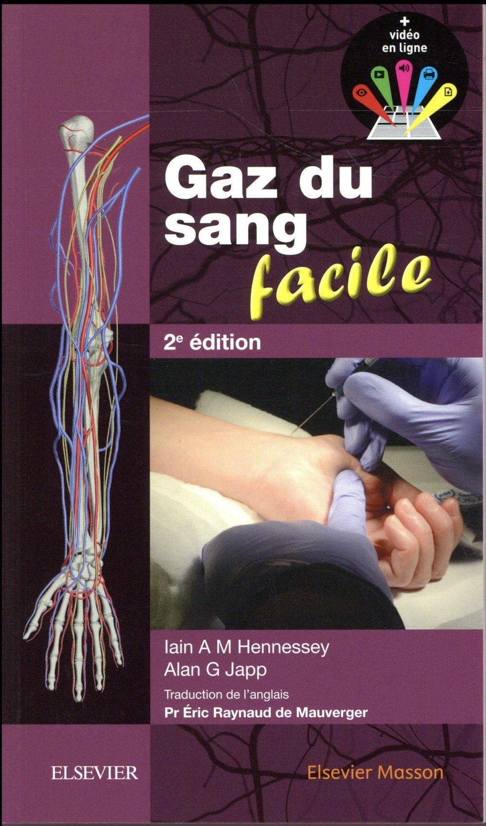 Gaz du sang facile (2e édition)  - Collectif