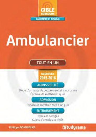 Ambulancier (7e édition)  - Philippe Domingues