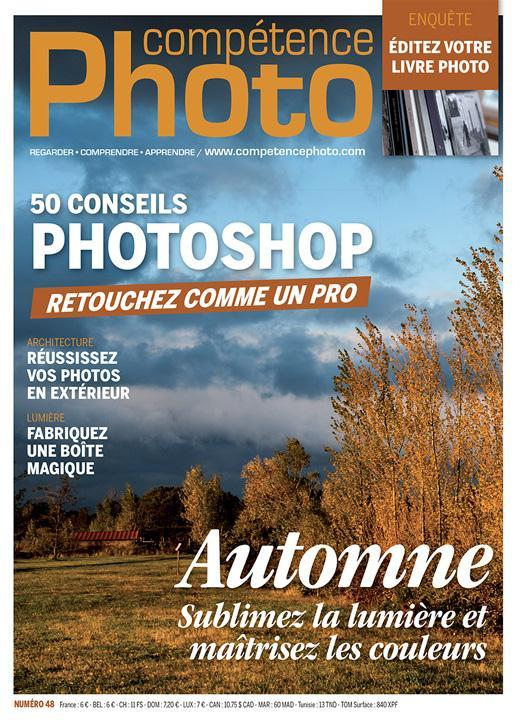 Competence Photo N.48 ; 50 Conseils Photoshop  - Collectif