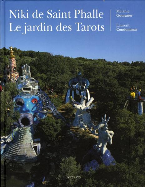 Niki de saint phalle le jardin des tarots melanie - Niki de saint phalle jardin des tarots ...