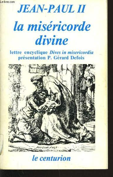 La Misericorde Divine  - Jean-Paul Ii