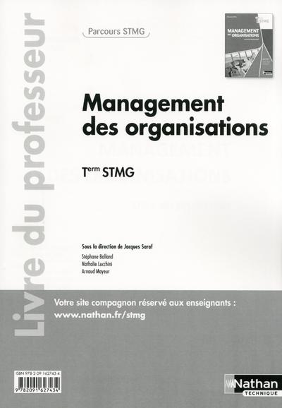 Vente  Management orga term stmg (ps  - Collectif