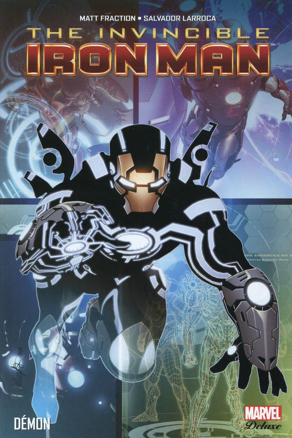 The invincible Iron Man T.5 ; démon  - Matt Fraction  - Salvador Larroca