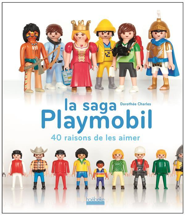 La saga playmobil 40 raisons de les aimer dorothee - Playmobil samu ...