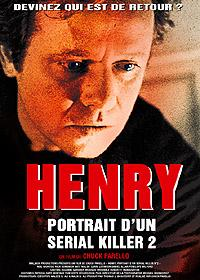 Henry, portrait d'un serial killer 2 affiche