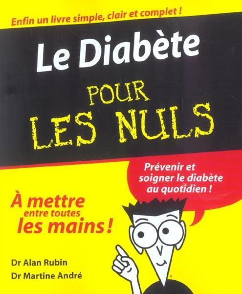 Livre le diabete pour les nuls alan l rubin - Culture interieur pour les nuls ...