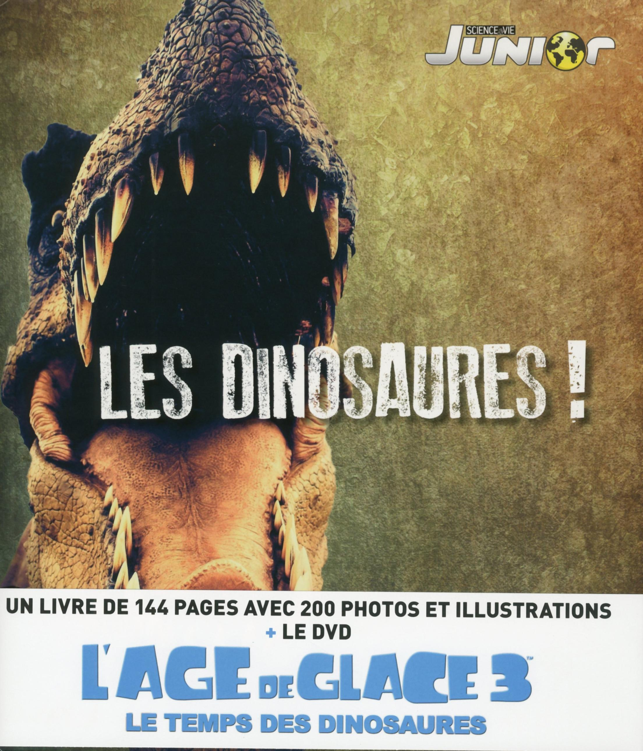 Les dinosaures  - Collectif