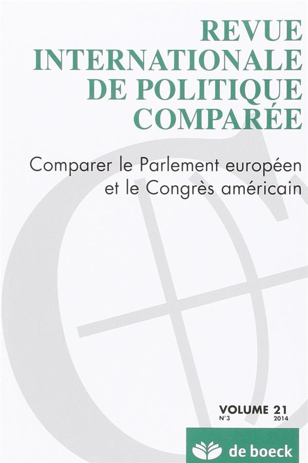 Vente  REVUE INTERNATIONALE DE POLITIQUE COMPAREE N.2014/3  - Xxx  - Revue Internationale De Politique Comparee
