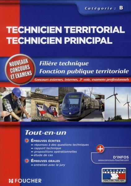 Technicien territorial principal ccmr - Grille indiciaire technicien principal 2eme classe ...