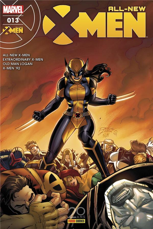 All-new X-Men N.13  - Jeff Lemire  - All-New X-Men