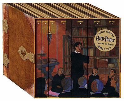 Livre harry potter coffret t 1 a t 7 joanne kathleen rowling - Harry potter livre pdf gratuit ...