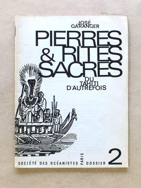 Dossier (2) : Pierres & rites sacrés