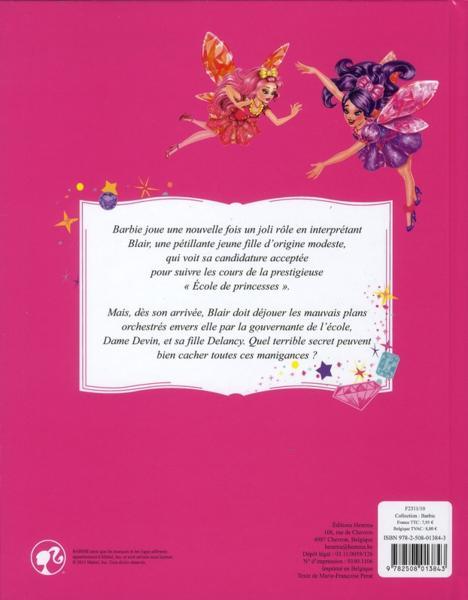 Livre apprentie princesse l 39 histoire du film barbie - Barbie l apprentie princesse ...