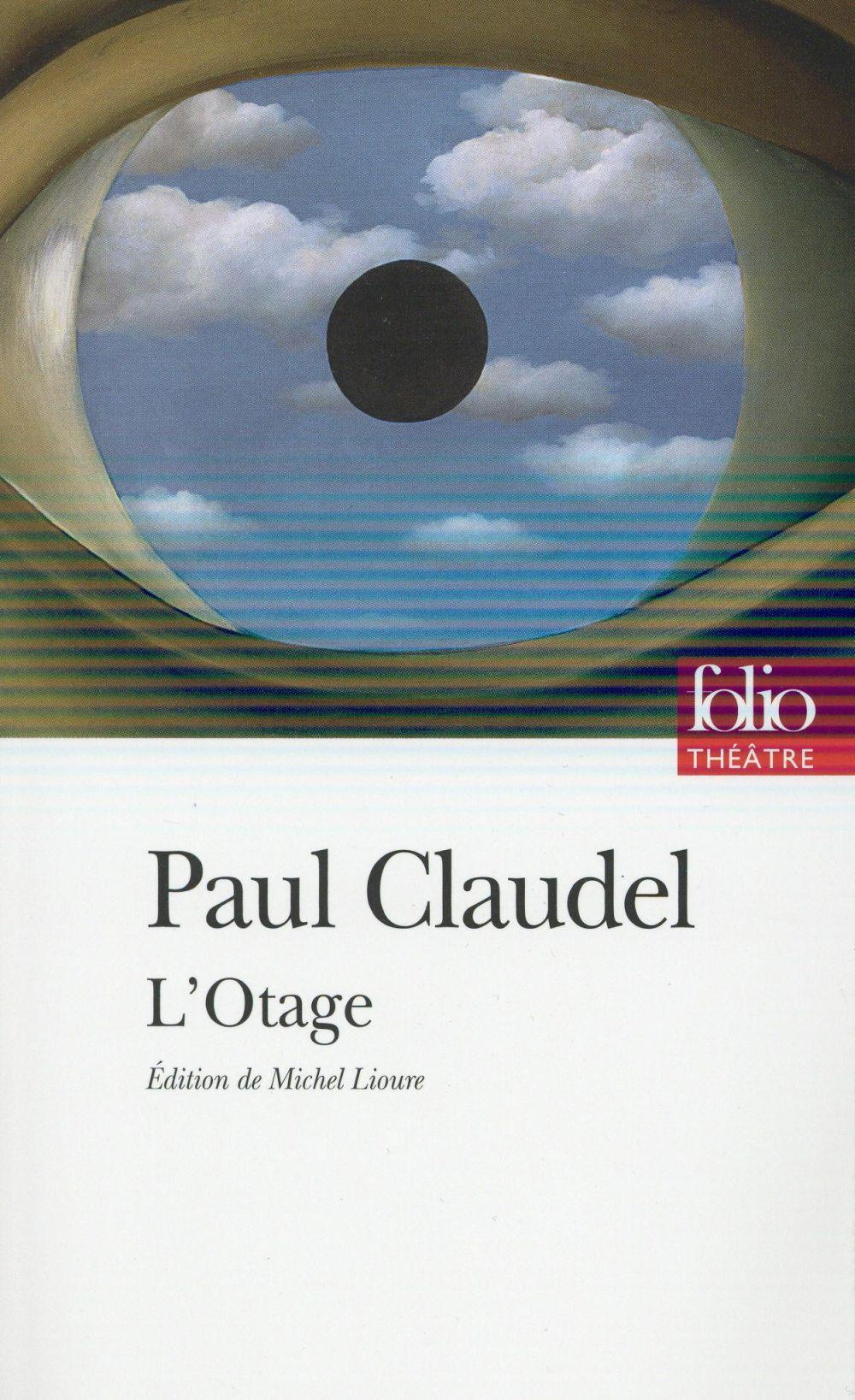 L'otage  - Paul Claudel