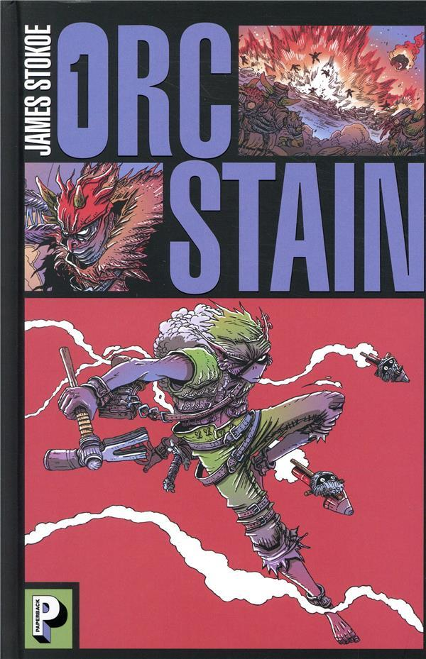 Vente  Orc stain t.1  - James Stokoe  - James Stokoe