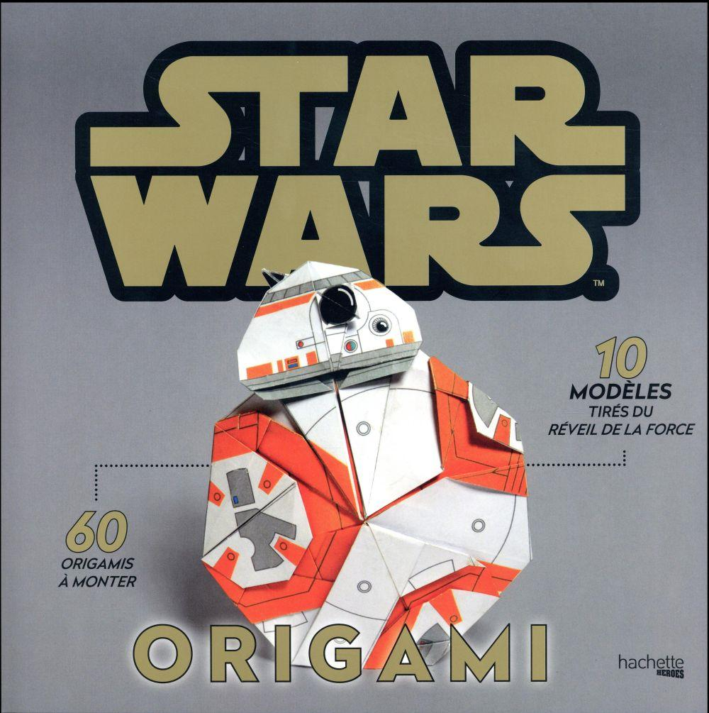 Atelier origami Star Wars  - Collectif