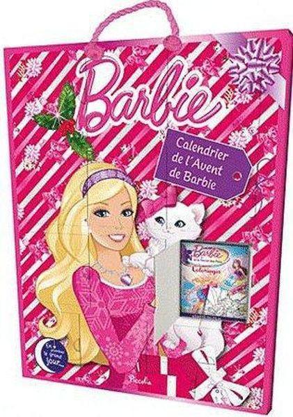 Calendrier Avent Barbie.Calendrier De L Avent De Barbie