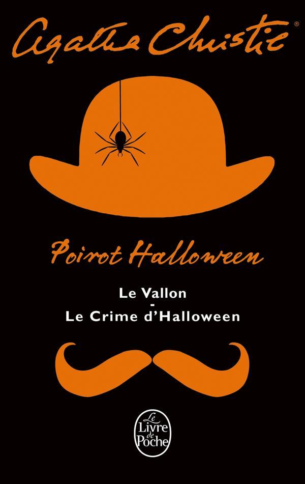 Poirot Halloween ; le vallon ; le crime d'Halloween  - Agatha Christie