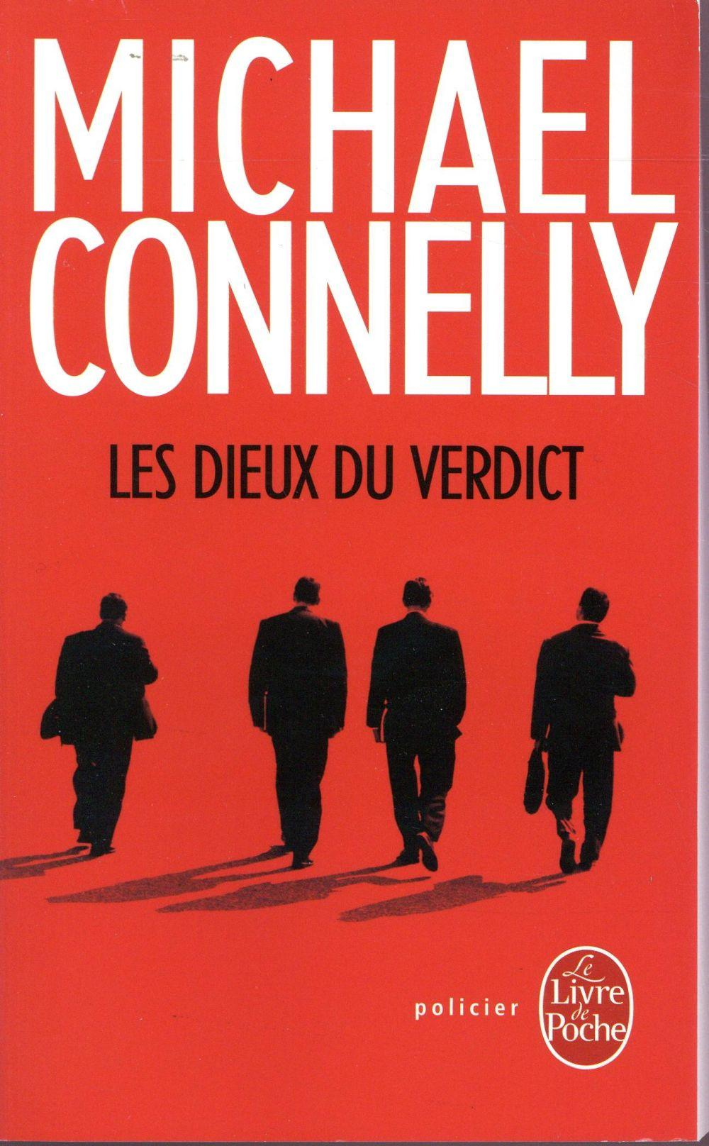 Les dieux du verdict  - Michael Connelly
