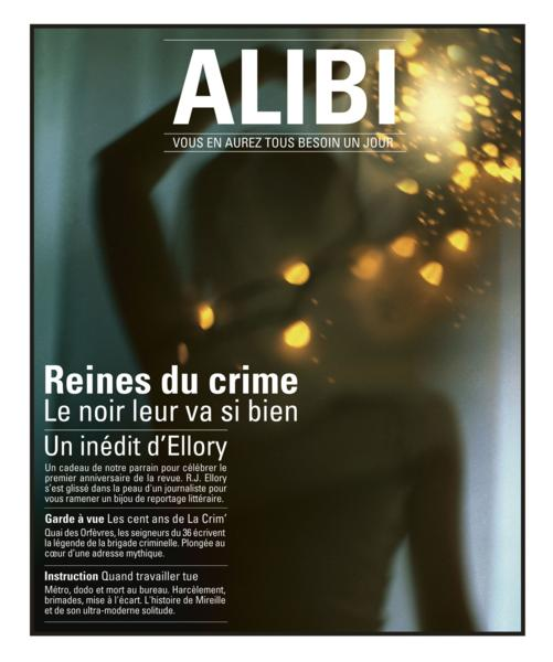 ALIBI N.5 ; reines du crime  - Collectif