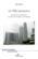 La ville interactive ; l'architecture et l'urbanisme au risque du numérique et de l'écologie