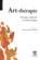 Art-thérapie ; principes, méthodes et outils pratiques