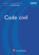 Code civil (édition 2013)