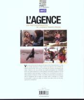 Agence les photojournalistes de l'agence france presse (l') - 4ème de couverture - Format classique