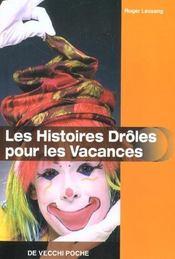 Histoires Droles (Les) Poche - Intérieur - Format classique