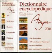 Dictionnaire Encyclopedique Auzou - Couverture - Format classique