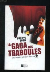La Gaga des Traboules - Couverture - Format classique