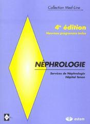 Nephrologie - Service De Nephrologie Hopital Tenon - Intérieur - Format classique