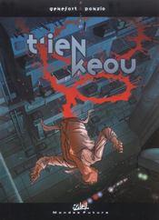 Tien keou - Intérieur - Format classique