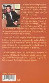 Rue De Rome - 4ème de couverture - Format classique