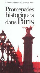 Promenades historiques dans Paris - Intérieur - Format classique