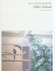 Gilles Aillaud - Intérieur - Format classique